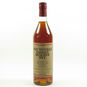 Pappy Van Winkle Family Reserve Rye 13 Year Old Front