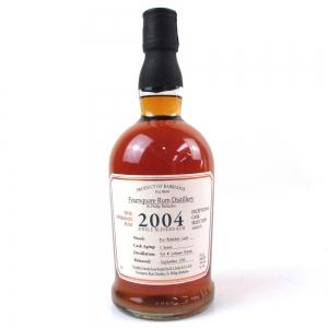Foursquare 2004 Bourbon Cask 11 Year Old Rum