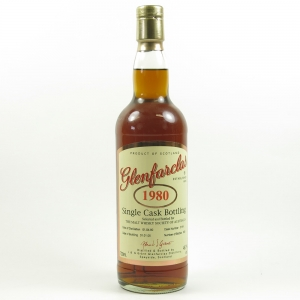 Glenfarclas 1989 Single Cask / Whisky Society of Australia Front
