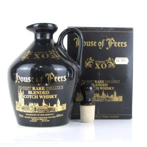 House of Peers Supreme XO Decanter 1980s