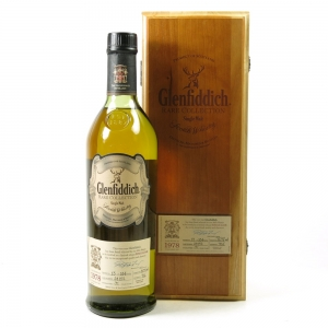 Glenfiddich 1978 Rare Collection 31 Year Old
