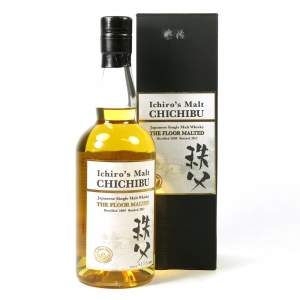 Chichibu 2009 'The Floor Malted' - Ichiro's Malt