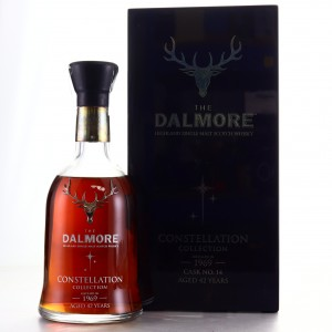 Dalmore 1969 Constellation 42 Year Old Cask #14