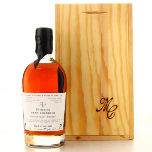 Michel Couvreur 1991 Very Sherried 25 Year Old Single Malt 50cl