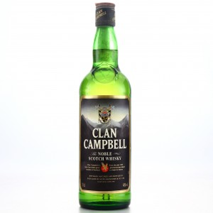 Clan Campbell Noble Scotch Whisky