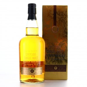 Speyside Single Malt 21 Year Old / Marks & Spencer