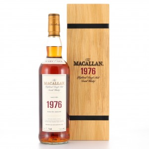Macallan 1976 Fine and Rare 29 Year Old