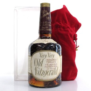Very Very Old Fitzgerald 1965 Bonded 12 Year Old 100 Proof / Stitzel-Weller