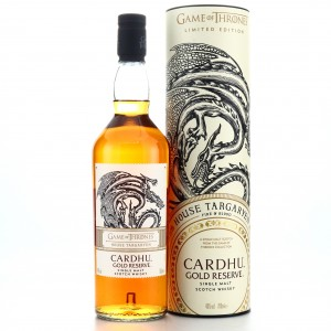 Cardhu Gold Reserve Game of Thrones / House Targaryen