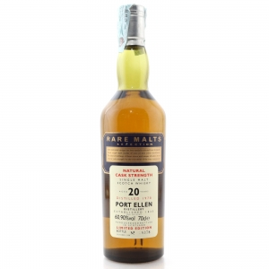 Port Ellen 1978 Rare Malt 20 Year Old / 60.90%