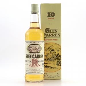 Glen Carren 10 Year Old Pure Highland Malt