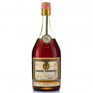 Cognac Napoleon Eug. Ballet & Co 1960s