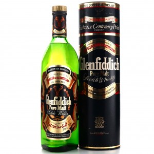 Glenfiddich Pure Malt Special Reserve 75cl 1990s / Coppersmith's Art