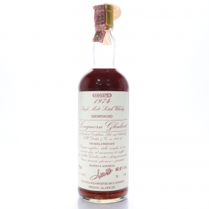 Longmorn 1974 Samaroli Cask Strength Sherry Wood