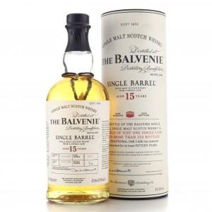 Balvenie 1990 Single Barrel 15 Year Old #9814