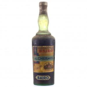 Bairo Alchermes 45cl Circa 1970s