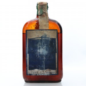 Guckenheimer 1931 Pennsylvania Straight Rye Pint / Prohibition Era