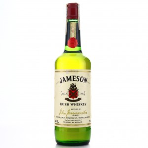 Jameson Irish Whiskey 1980s