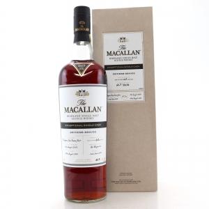 Macallan 2003 Exceptional Cask #8841-03 75cl 2017 Release - US Import