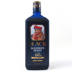Nikka Black Blender's Spirit / 60th Anniversary