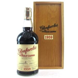 Glenfarclas 1959 Family Cask Release III #3227