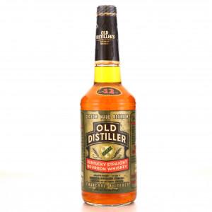 Old Distiller 12 Year Old Kentucky Straight Bourbon 1990s