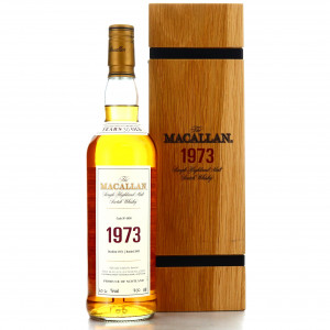 Macallan 1973 Fine and Rare 30 Year Old #6098