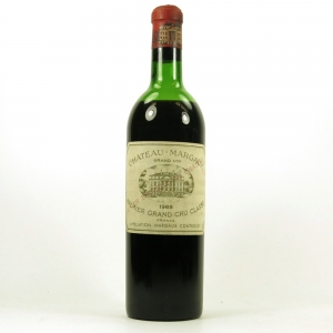 Chateau Margaux, Grand Vin​ 1969