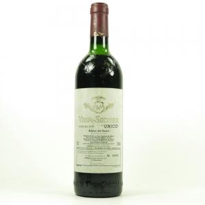 Vega Sicilia Unico 1975
