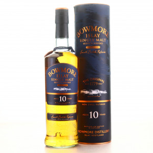 Bowmore 10 Year Old Tempest Batch #1 / Feis Ile 2010