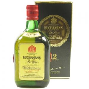Buchanan's 12 Year Old De Luxe