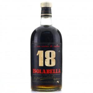 Isolabella Amaro 18 1 Litre 1950s