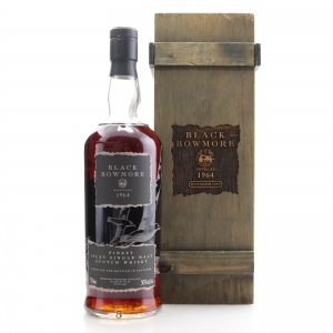 Bowmore 1964 Black Bowmore 30 Year Old 2nd Edition / US Import