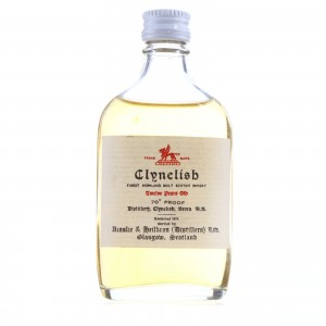 Clynelish 12 Year Old Ainslie and Heilbron Miniature 1960s-70s