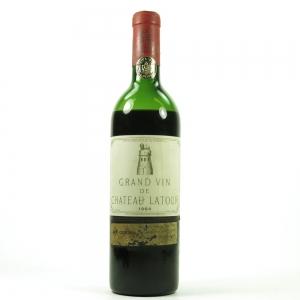 Chateau Latour Grand Vin 1964