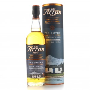 Arran The Bothy Quarter Cask Batch #1