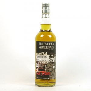 Irish Single Malt 1991 The Whisky Mercenary 24 Year Old