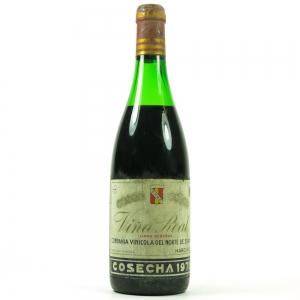 CVNE Compania Vinicola del Norte de Espana Vina Real Gran Reserva, Rioja DOCa, 1970