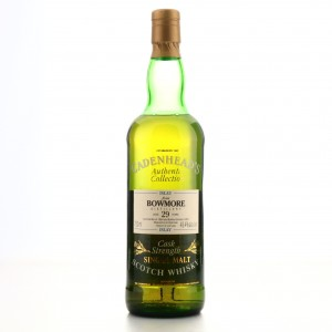 Bowmore 1964 Cadenhead's 29 Year Old 75cl / US Import