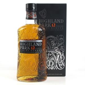 Highland Park 12 Year Old Viking Honour