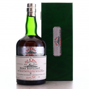 Brora 1972 Douglas Laing 31 Year Old / Old and Rare