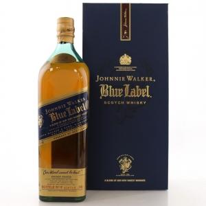 Johnnie Walker Blue Label 1 Litre / Singapore Duty Free