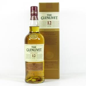 Glenlivet Excellence 12 Year Old Front