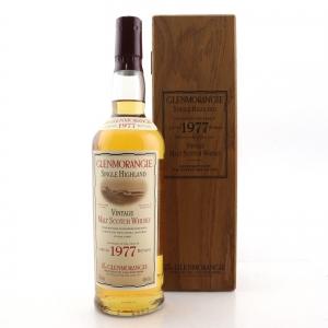 Glenmorangie 1977 21 Year Old / Bottled 2001