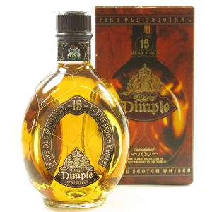 Dimple 15 Year Old 37.5cl