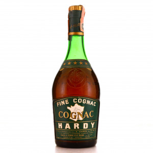 A. Hardy 25 Year Old Noces d'Argent Cognac 1970s