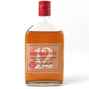 Redbreast 12 Year Old 1970s 13.5 Fl Ozs
