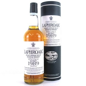 Laphroaig 1989 Feis Ile 2007 17 Year Old