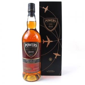 Powers Single Cask Aviation Release Cask #100