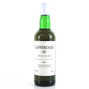 Laphroaig 15 Year Old 35cl